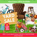 Fair Yard sale