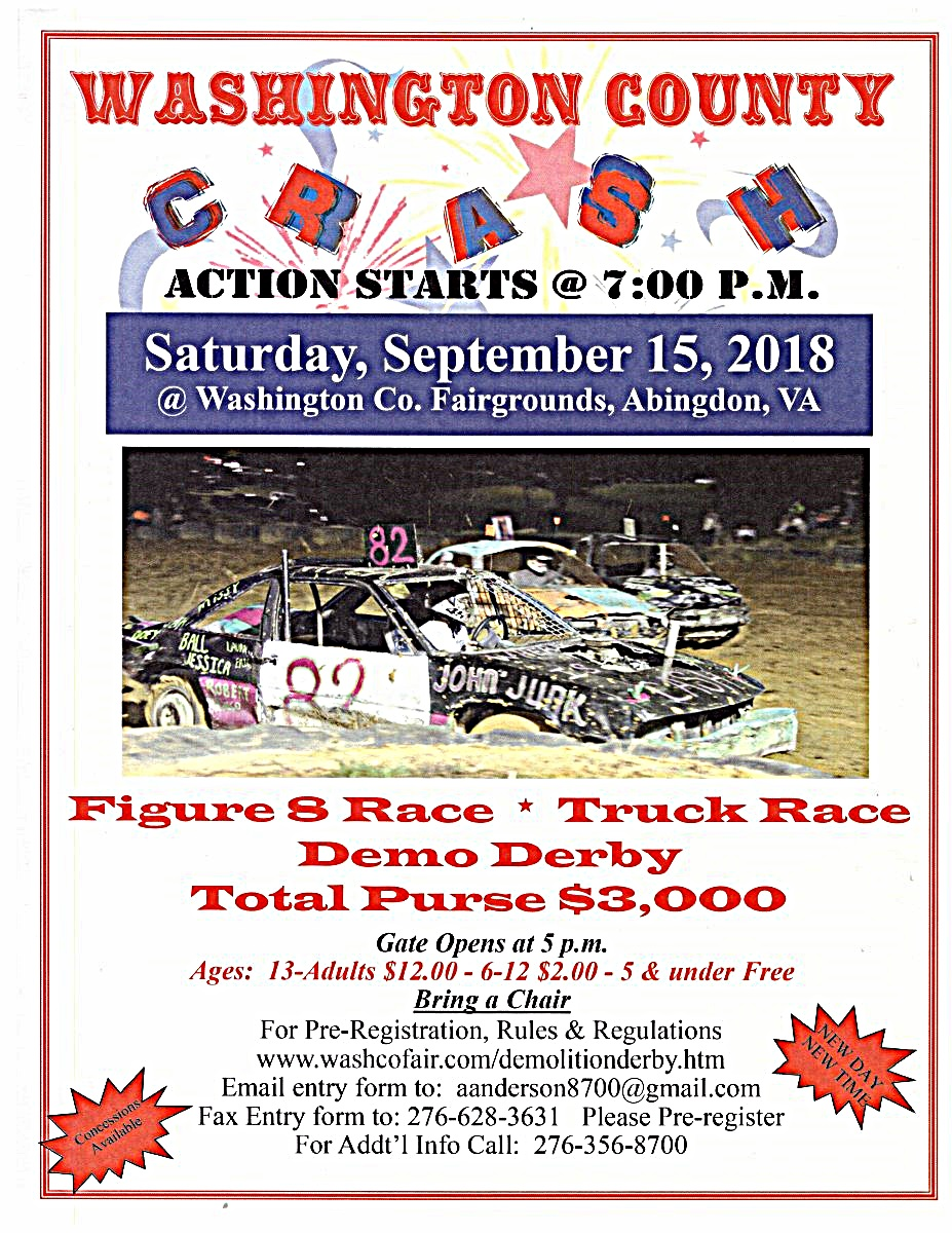 Demolition derby planned for Saturday at fairgrounds ... |Demolition Derby Fair Grounds